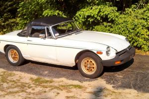 1978 MGB Convertable Photo