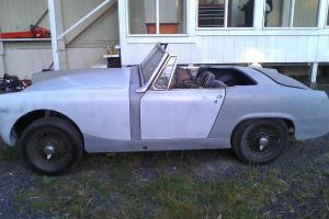 1965 MG Midget Base 1.1L Photo