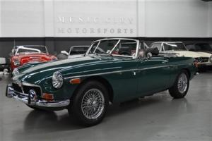 Older Restored Great Looking and Great Driving Chrome Bumper MGB