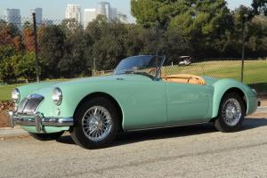 1956 MG MGA 1500 Roadster Photo