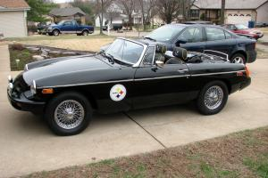 1979 Custom, MGB Tudor, Restored Photo