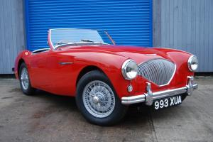 1955 AUSTIN HEALEY 100/4-Extensive Restoration-Heritage Certificate-UK RHD Car  Photo