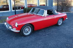MGB ROADSTER----INVENTORY CLEARANCE---NO RESERVE Photo