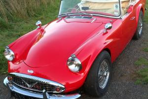 DAIMLER SP 250 RED