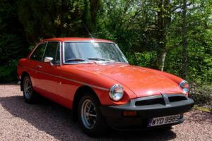 MGB GT Excellent Condition , Trully Beautiful