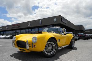 1967 Shelby Cobra Re-Creation Yellow Roadster 502ci Ford V8