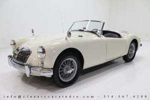 1957 MG MGA Restored British Roadster - Ready for Spring! Photo
