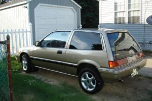 1987 Honda Civic Hatchback DX, Mint Condition, 5 speed manual trans. Photo