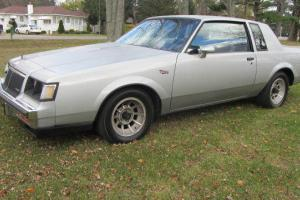 86 Buick Regal T-Type Grand National 3.8L SFI Intercooled Turbo Rust Free Car