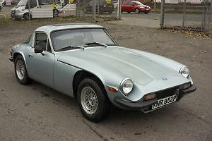 1975 TVR 1600M Classic Car Like 3000M Classic British Sports Car last owner 21yr