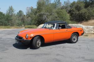 1976 MGB Rare Beauty in Exc Cond Needs Nothing Original miles Photo