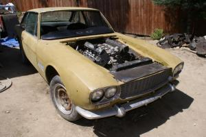 1967 MASERATI MEXICO PROJECT CAR NEEDS FULL RESTORATION
