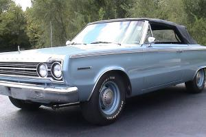 1967 Plymouth Belvedere 440 Magnum Big Block Private Collection Factory Original