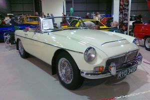 MGC Roadster, 1968, snowberry white, 14,000mls since rebuild (PRIVATE SALE)