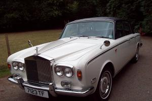 Rolls Royce Silver Shadow Series 1 Car