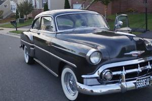 In Great Condition 1953 Chevy Bel Air 2 Door For Sale