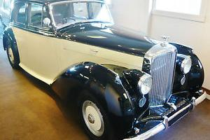 1952 Bentley mk6  Photo