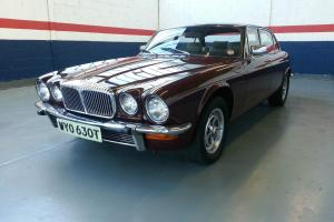 Beautiful 1978 Daimler/Jaguar Sovereign Series 2 XJ6 4.2 - Low Mileage