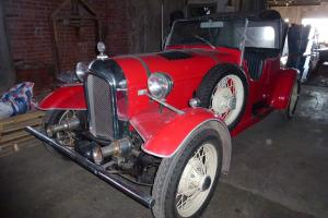 1929 Bentley Kit Car, Volkswagon Engine Photo