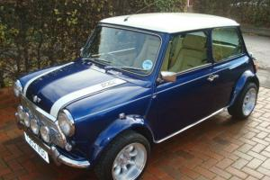 1999 ROVER MINI COOPER MPI  Photo