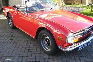 1975 TRIUMPH TR6 ,tr5 tr4  Photo