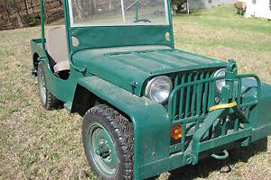 1946  Willy Jeep