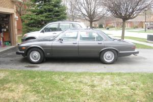 Jaguar : XJ6 Souverign Photo