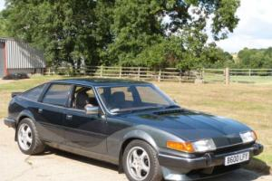 ROVER SD1 3.9 V8 SPECIAL - UNIQUE AND VERY RAPID  Photo