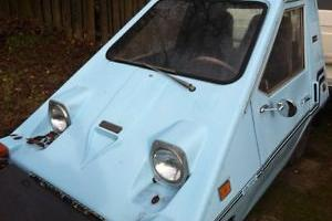 Comutacar 1980 Electric Car Citicar Highway Legal,  Project