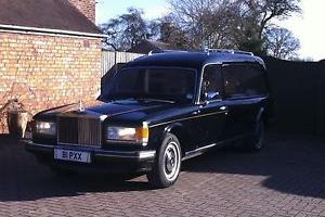 Rolls Royce Funeral Hearse  Photo