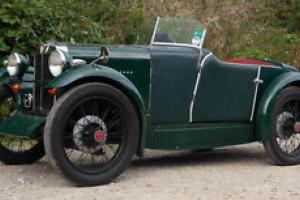 1930 MG M-TYPE GREEN