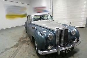 1958 BENTLEY BLUE/GREY