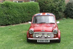 AUSTIN MINI 1275 FULL MOT AND ONE YEARS TAX (TAX IS FREE) READ MORE