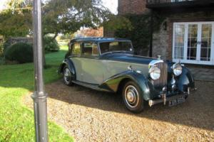 Bentley 4 . 25 Litre Park Ward