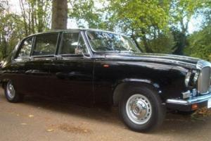 1989 Daimler DS420 Limousine  Photo