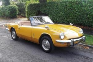 1970 Triumph Spitfire Mk III  Photo