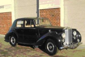 1954 Rolls-Royce Silver Dawn  Photo