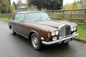 1973 Rolls-Royce Silver Shadow I