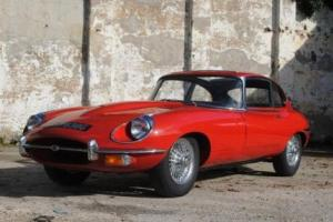 1969 Jaguar E-Type Series II, 2