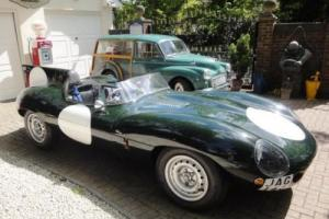1968 Jaguar D-Type Replica by RAM