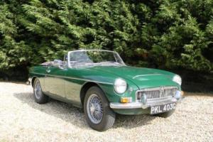 1968 MG C Roadster  Photo