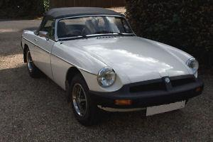 MGB Roadster 1981  Photo