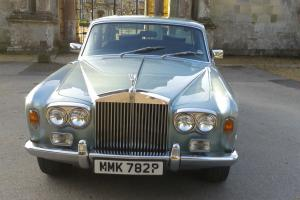 1976 ROLLS ROYCE SILVER SHADOW 1A. LOW MILEAGE. FULL SERVICE HISTORY.  Photo