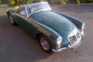 MGA 1600 MARK II ROADSTER 1961 For Sale  Photo