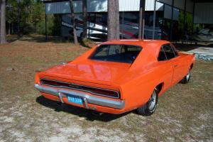 Dukes of Hazard 1970 charger orange with black interior 440 with 4bb