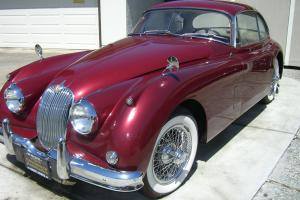 1959 Jaguar XK150FHC Photo