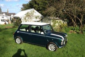 Rover Mini Cooper 1.3i 1999  Photo