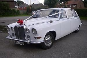 1972 DAIMLER LIMOUSINE AUTO WHITE  Photo
