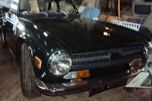 1971 (K) TRIUMPH TR6 IN LOVELY CONDITION,ORIGINAL ENGINE,OVERDRIVE GEARBOX