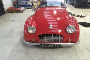 1962 TRIUMPH TR SPORT - VERY RARE TR3 KIT CAR